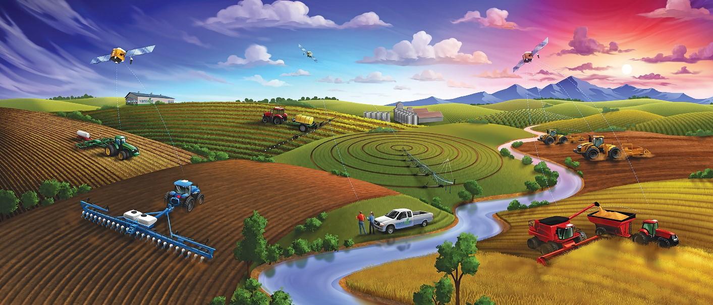 Зачем применять точное земледелие
