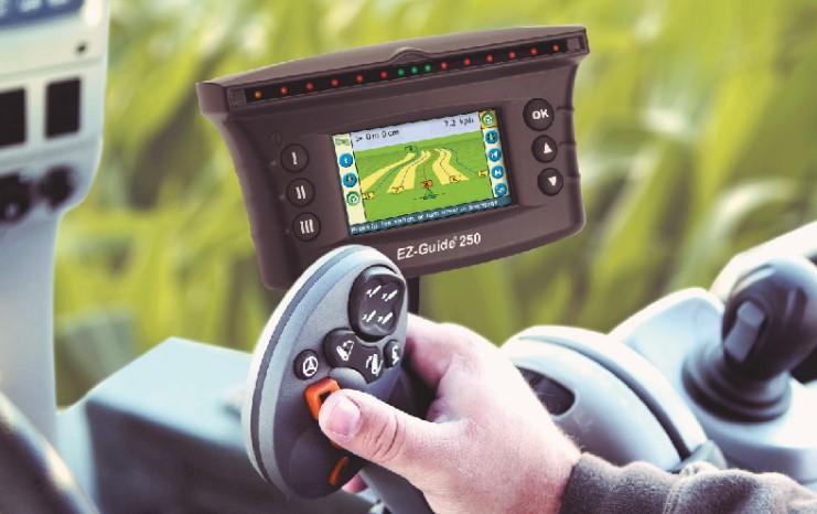 Оборудование навигационным автоуправлением