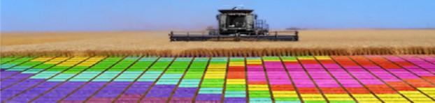 Система мониторинга урожайности картирование